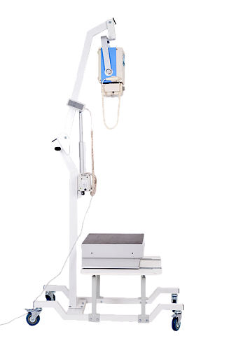 Штатив с электроприводом для рентгеновского аппарата