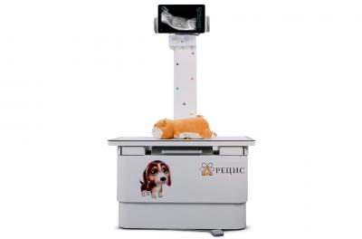 Система рентгеновская цифровая для ветеринарии РЕЦИС-ВЕТ