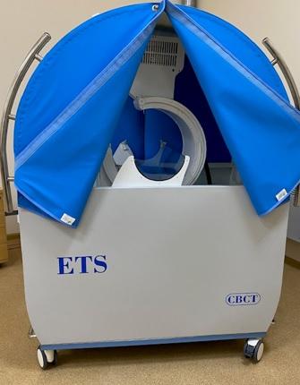 Ветеринарный конусно-лучевой  компьютерный томограф